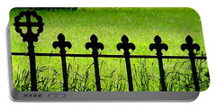 Fence And Cross Portable Battery Charger