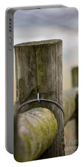 Fence Post Portable Battery Charger