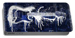 Fender Blueprint Washout Portable Battery Charger by Gary Bodnar