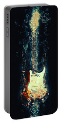 Fender Strat Portable Battery Charger