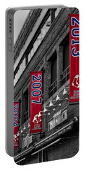 Fenway Boston Red Sox Champions Banners Portable Battery Charger