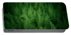 Fern Bed Portable Battery Charger