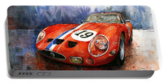 Ferrari 250 Gto 1963 Portable Battery Charger