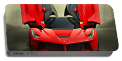 Ferrari Laferrari F 150 Supercar Portable Battery Charger