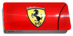 Ferrari Logo Portable Battery Charger