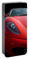 Ferrari Portable Battery Charger by Vicki Spindler