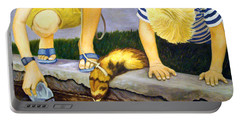 Ferret And Friends Portable Battery Charger