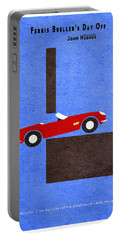 Ferris Bueller's Day Off Portable Battery Charger