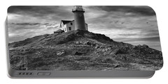 Ferryland Lighthouse Portable Battery Charger by Eunice Gibb