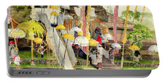 Festival Hindu Ceremony Portable Battery Charger
