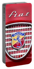 Fiat Emblem 2 Portable Battery Charger