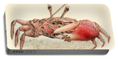 Fiddler Crab Portable Battery Charger
