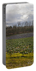 Field Of Color 2 Portable Battery Charger by Belinda Greb