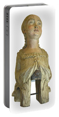 Figure Head Portable Battery Charger
