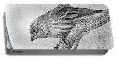 Finch Digital Sketch Portable Battery Charger