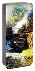 Finlay Park Fountain Portable Battery Charger