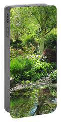 Finnerty Gardens Pond Portable Battery Charger
