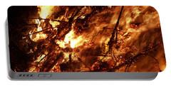 Fire Blaze Portable Battery Charger