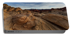 Fire Canyon, Valley Of Fire Portable Battery Charger