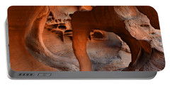 Fire Cave Windstone Arch Nevada Portable Battery Charger