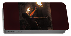 Fire Dancer Portable Battery Charger