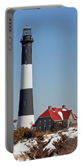 Fire Island Snow Portable Battery Charger