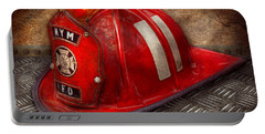 Fireman - Hat - A Childhood Dream Portable Battery Charger