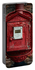 Fireman - The Fire Alarm Box Portable Battery Charger