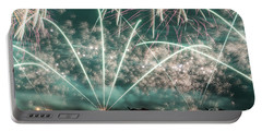 Fireworks And Aircraft Portable Battery Charger