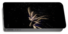 Fireworks - Dragonflies In The Stars Portable Battery Charger
