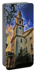 First Baptist Church In America - Providence Portable Battery Charger