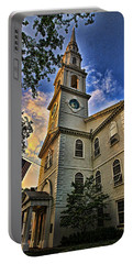 First Baptist Meeting House Portable Battery Charger