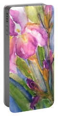 First Bloom Portable Battery Charger