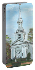 First Church Sandwich Ma Portable Battery Charger