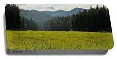 Fish Lake - Open Field Portable Battery Charger