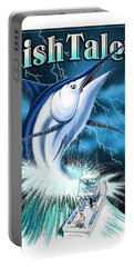 Fish Tales Portable Battery Charger