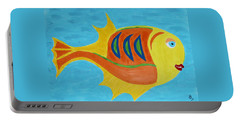 Fishie Portable Battery Charger