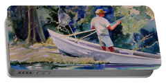 Fishing Spruce Creek Portable Battery Charger