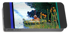 Fishn My Way Portable Battery Charger