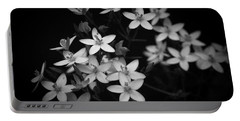 Five Petals Portable Battery Charger by Edgar Laureano