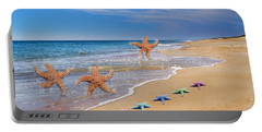 Five Star Beach Yippe Yah Portable Battery Charger