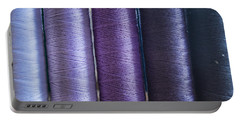Five Times Purple Portable Battery Charger
