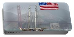 Flag Ship Portable Battery Charger