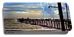 Flagler Pier Heaven Portable Battery Charger
