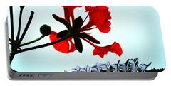 Flamboyant Zen Portable Battery Charger