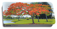 Flame Tree Portable Battery Charger