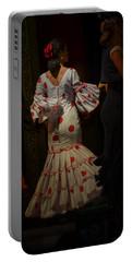 Flamenco Dancer #14 Portable Battery Charger