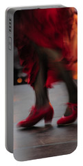 Flamenco Fire Portable Battery Charger