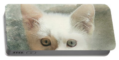 Flamepoint Siamese Kitten Portable Battery Charger