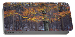 Flaming Tree Portable Battery Charger